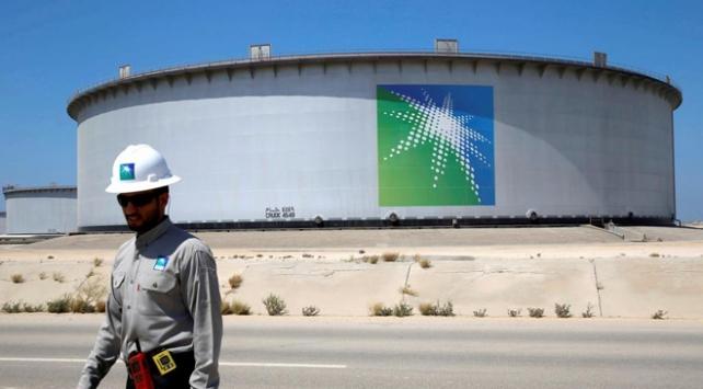 Saudi Aramconun net karı 9 petrol devinin toplamından fazla