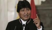 Morales'ten orduya: Halka silah doğrultmayın