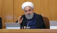 İran Cumhurbaşkanı Ruhani: Halk, tarihi sınavdan başı dik çıktı