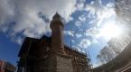 Fetih toplarının dökümhanesindeki tarihi cami ayağa kaldırıldı