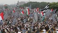Pakistan'da muhalefet, hükümet karşıtı eylemlere son verme kararı aldı