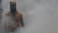 Hindistan'da hava kirliliğine neden oldukları suçlamasıyla 22 çiftçi gözaltına alındı