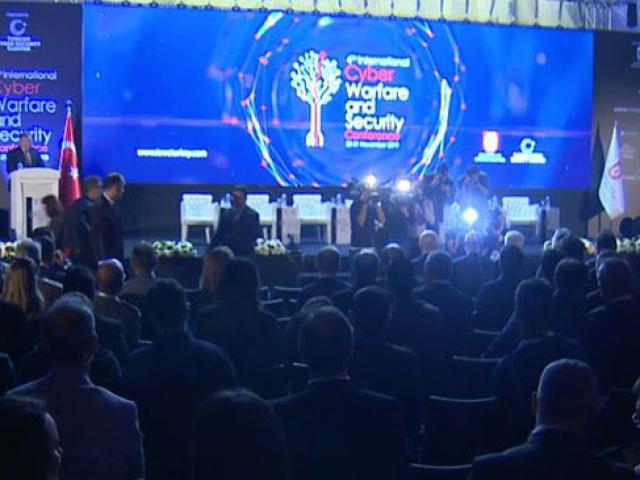 Türkiye'nin en büyük siber güvenlik etkinliği Ankara'da