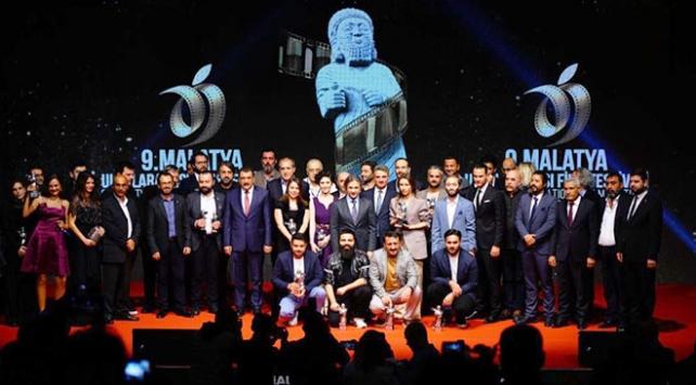 TRT ortak yapımları Malatya Film Festivalinden 7 ödülle döndü