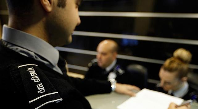 Başkentte bin 500ü aşkın okul güvenlik görevlisine eğitim verildi