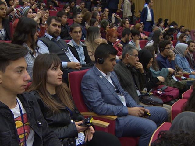 81 ilden gelen çocuklar Meclis'te buluştu