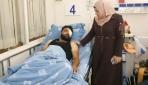 İsrail müdahalesinde gözünü kaybeden Filistinli gazeteci TRT Habere konuştu
