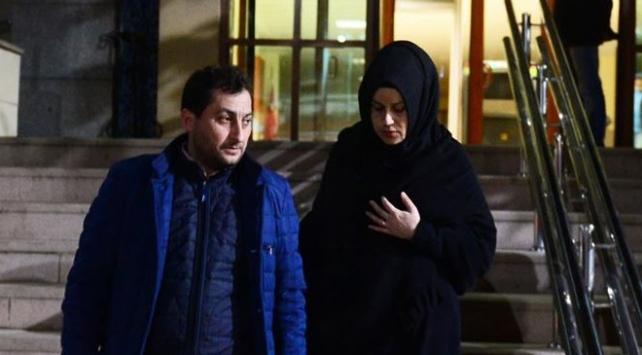Rabia Nazın annesinden DNA örneği alındı