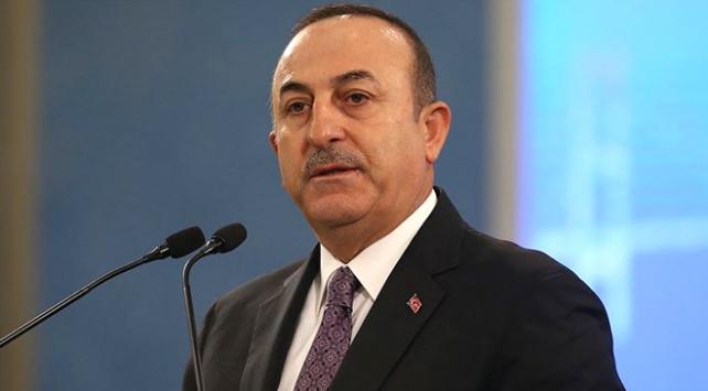 Dışişleri Bakanı Çavuşoğlundan AP Başkanı Sassoliye yanıt