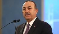 Dışişleri Bakanı Çavuşoğlu'ndan AP Başkanı Sassoli'ye yanıt