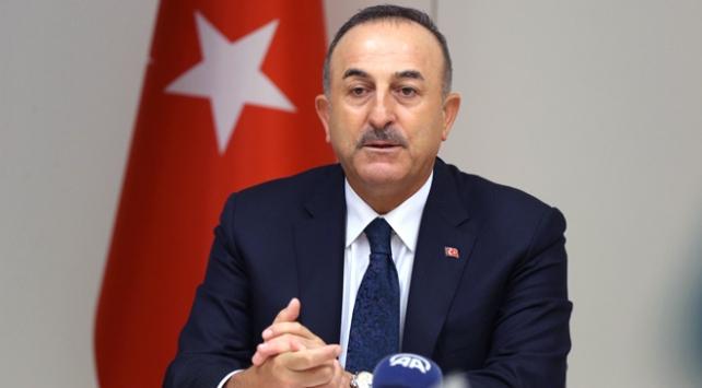 Bakan Çavuşoğlu: Teröristler APde adeta cirit atıyorlar