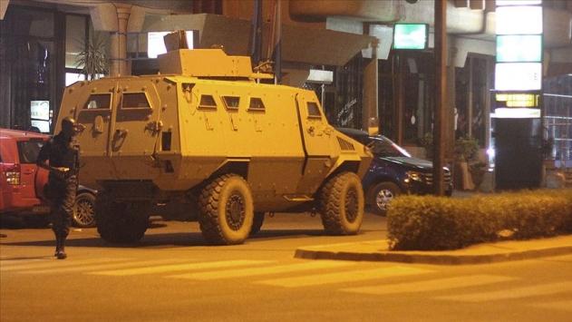 Burkina Fasoda 15 terörist etkisiz hale getirildi