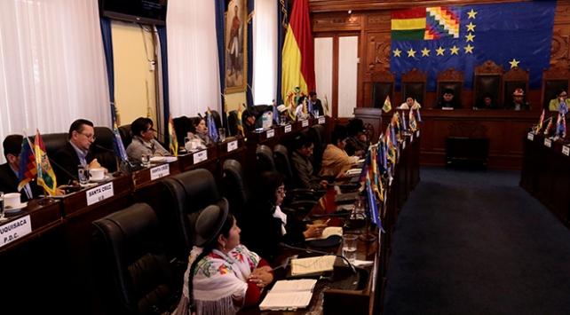 Bolivyada Çokuluslu Yasama Meclisinde çalışmalar başladı