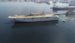 En büyük savaş gemisi TCG Anadolu 2020 sonunda sularda olacak