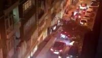 Asker konvoyunda dehşete düşüren görüntüler kamerada