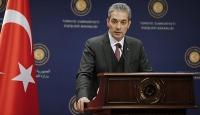Türkiye'den Hollanda'ya YTS tepkisi