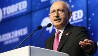 Kılıçdaroğlu: Sivil toplum örgütleri siyasi partilerden güçlü olmak zorunda