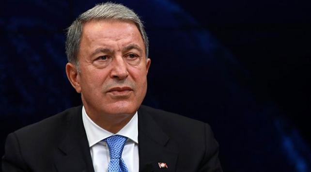 Bakan Akar: Sınır bölgelerimizde güvenlik sağlandı