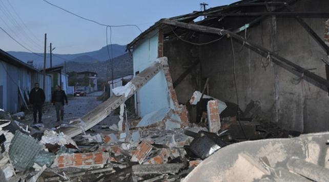 Sakaryada süt fabrikasında patlama: 1 yaralı