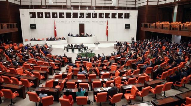 3 farklı kalemde yeni vergiler getiren düzenleme Mecliste kabul edildi