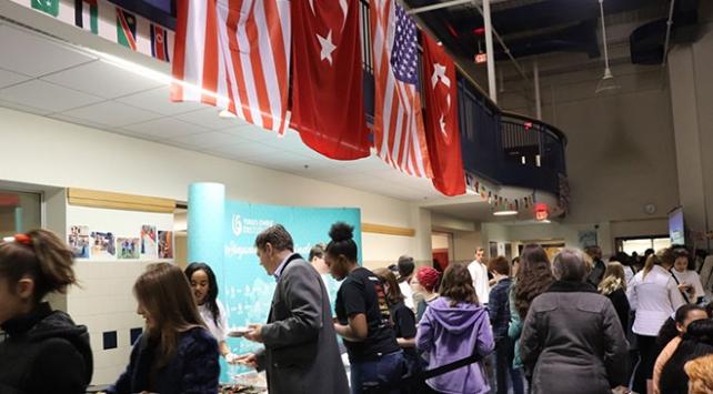 Yunus Emre Enstitüsü, Washingtonda Türkiyeyi ve Türk kültürünü tanıttı