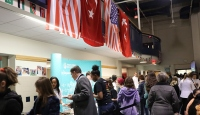 Yunus Emre Enstitüsü, Washington'da Türkiye'yi ve Türk kültürünü tanıttı