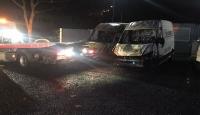 Almanya'da Türk iş insanına ait araçlar kundaklandı