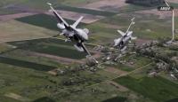 ABD savaş uçakları iniş sırasında çarpıştı: 2 ölü