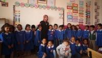 Türkiye'nin doğu ucunda gönüllü eğitim neferi