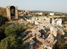 Mersin'deki antik kentte binlerce yıllık hamam bulundu