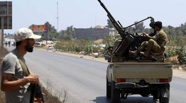 Hafter milisleri Trablusu ele geçirmek uğruna kural tanımıyor