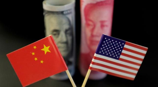 """Çinden """"ABD ile ticaret savaşından korkmuyoruz"""" açıklaması"""