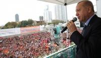 Cumhurbaşkanı Erdoğan: İspat et ya da istifa et