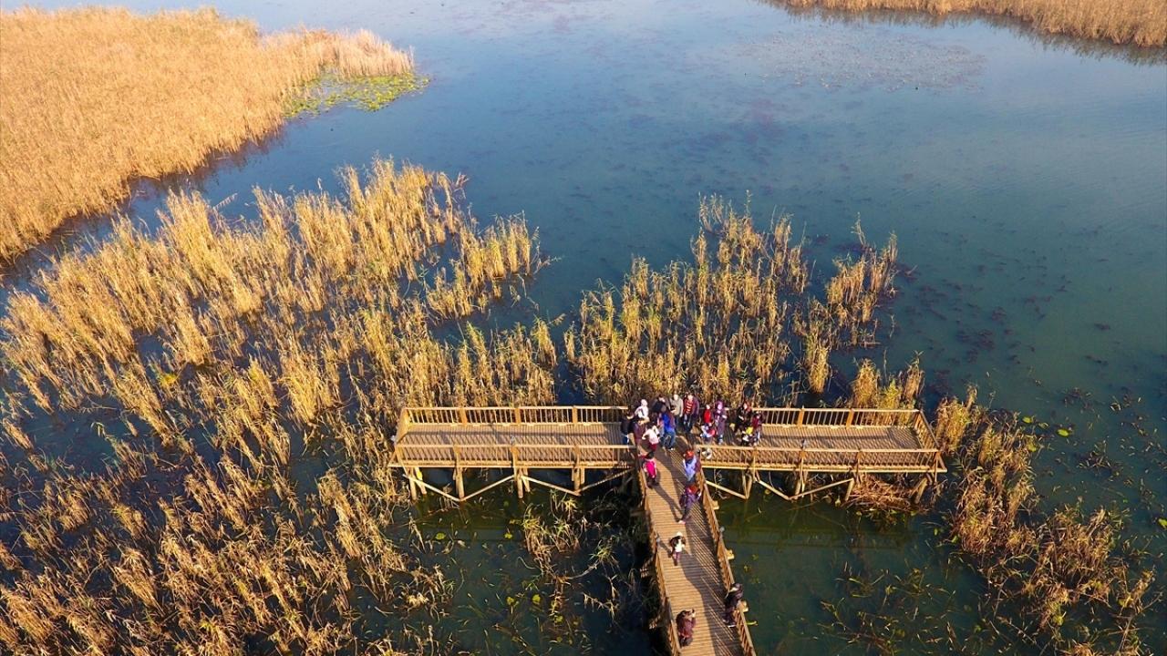 Şelaleler şehri Düzce sonbaharda da ziyaretçilerini büyülüyor