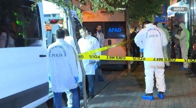 Erzurumda kimyasal maddeden etkilenen kişiler hastaneye kaldırıldı