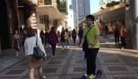 Hong Kong'da çatışmalar yerini sessizliğe bıraktı