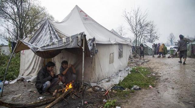 Bosna Hersekteki Vucjak Kampı başka bölgeye taşınacak
