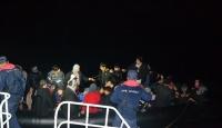 Son bir haftada bin 633 düzensiz göçmen yakalandı