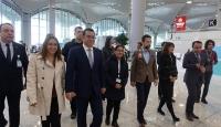 Guatemala Devlet Başkanı Morales'ten İstanbul Havalimanına övgü