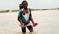 Güney Sudan'da sel 70 can aldı