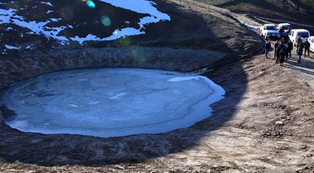 Dipsiz Göle su verilmeye başlandı