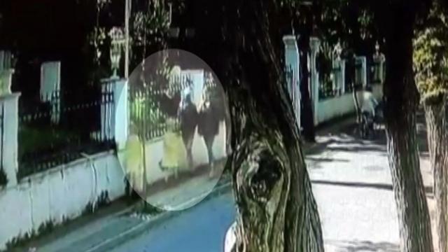 Ölü bulunan İngiliz ajanın son görüntüleri ortaya çıktı