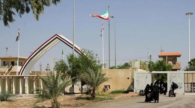 Irak-İran arasındaki Şelemçe Sınır Kapısı yeniden açıldı