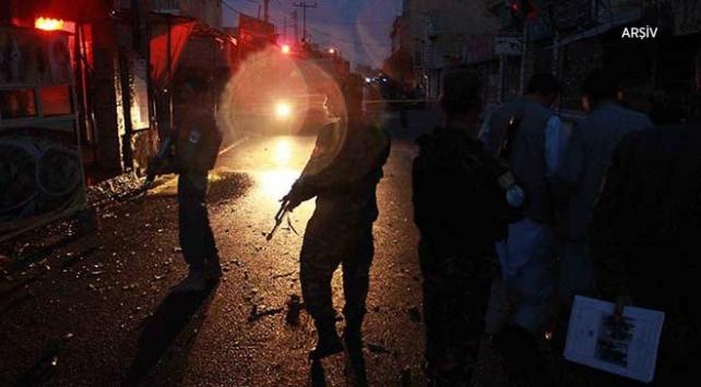 Kabilde BM aracına bombalı saldırı: 1 ölü, 5 yaralı