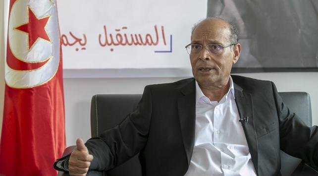 Eski Tunus Cumhurbaşkanı Merzuki siyaseti bıraktığını duyurdu