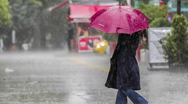 Yeni hafta serin ve yağışlı geçecek
