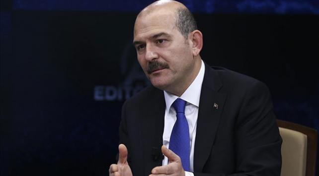 Bakan Soylu: Tüm Türkiyede 16 bin 427 toplanma alanımız var