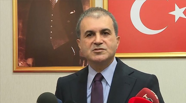 AK Parti Sözcüsü Çelik: CHP siyaset üretemeyince, siyasi senaryoya başvuruyor