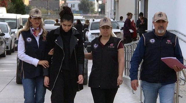 DEAŞa katılmak istediği iddia edilen Fransız kadın Adanada yakalandı