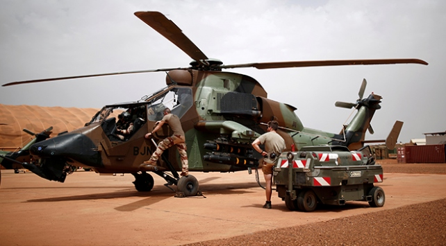 13 Fransız askeri helikopter kazasında öldü